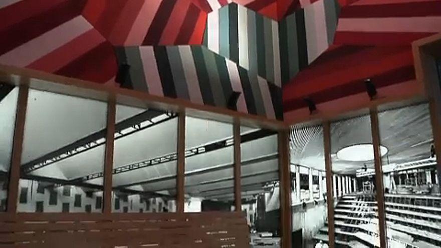 Velencei Építészeti Biennálé: szabad tér