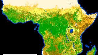 AfricaDay, il continente sempre più fragile fotografato dai satelliti Copernicus