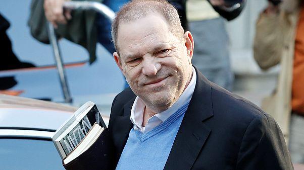 Harvey Weinstein formalmente acusado de violação