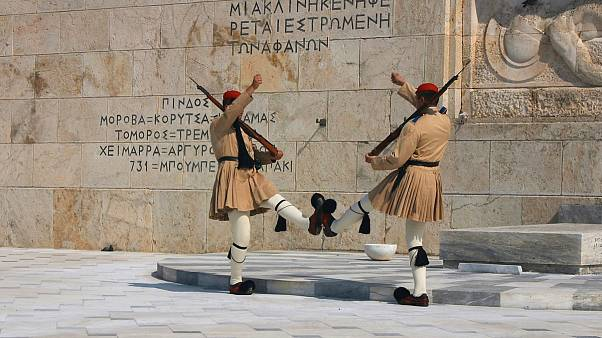 The men behind the symbol of Greek pride and history