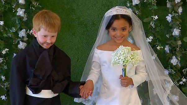 Hochzeit von Harry und Meghan bringt Boom bei Gelbgold