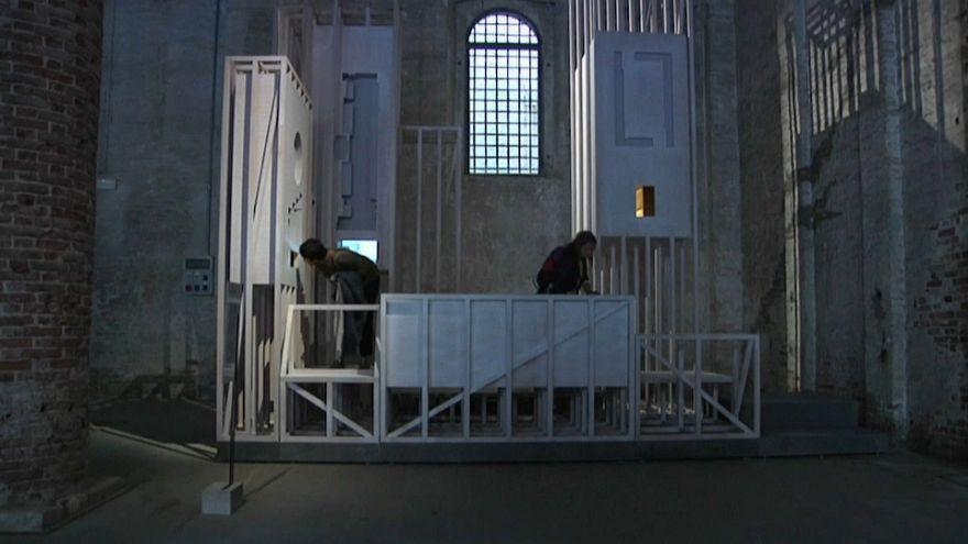 Start der 16. Architektur-Biennale in Venedig