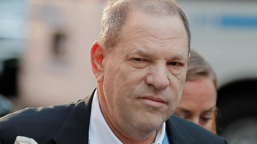 Movie producer Weinstein charged with rape, sex abuse against two women: police