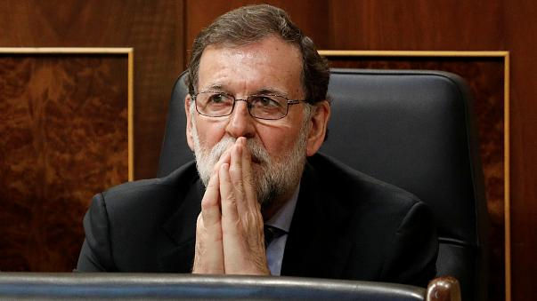 Spanish prime minister under fire over party graft case