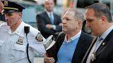 Harvey Weinstein s'est rendu