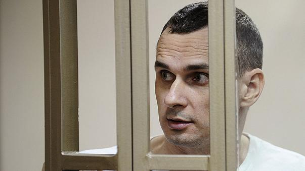 Ukrainian filmmaker Sentsov says he may die during World Cup to save fellow prisoners
