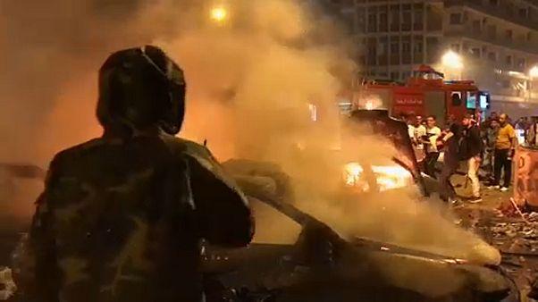 Tödlicher Bombenanschlag in Libyen