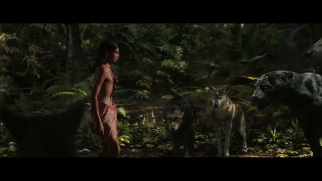 Mowgli'nin hayatının diğer yüzü beyaz perdede
