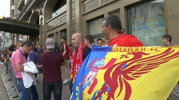 Champions League: la finale dei tifosi, tra speranze e preoccupazioni