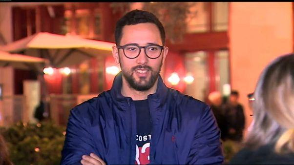 Spanischer Rapper flieht vor Justiz nach Belgien