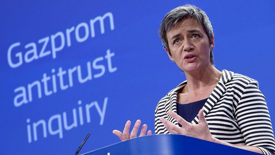 توافق گازپروم و کمیسیون اروپا برسرواردات نفت و گاز به قاره سبز