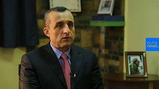 امرالله صالح: روسیه  اگر بخواهد میتواند بازی را در افغانستان تغییر دهد