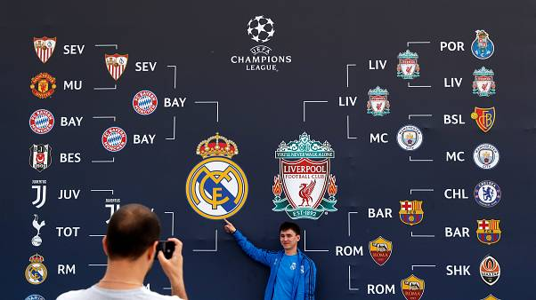 Şampiyonlar Ligi Finali için geri sayım başladı