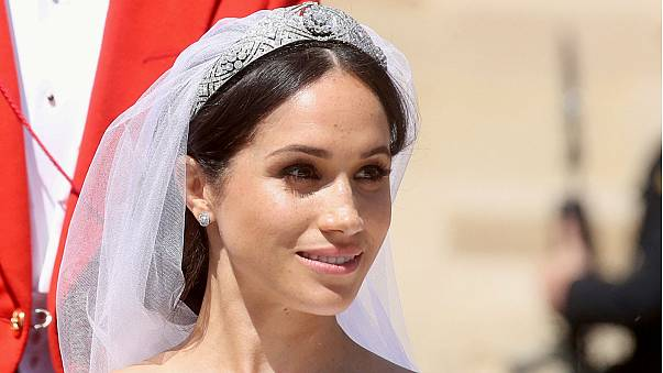 Meghan Markle's coat of arms announced