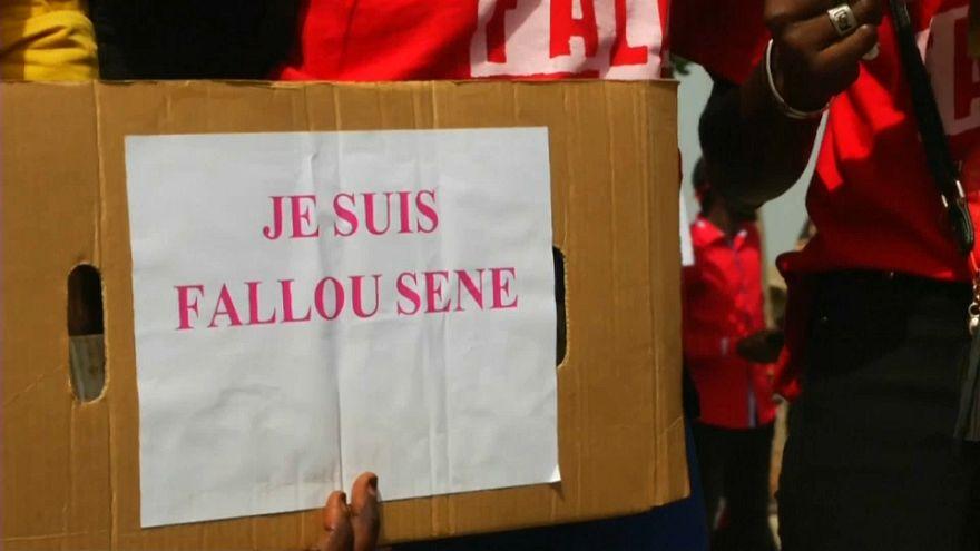 Les Sénégalais réclament justice pour un étudiant tué