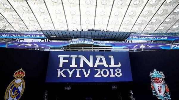 Κίεβο: Μία ...οδοντιατρική καρέκλα για τελικό