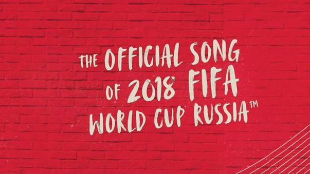 Dünya Kupası'nın resmi şarkısı belli oldu: 'Live it up'