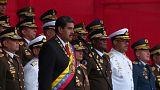 Maduro acusa a Colombia de conspirar en las elecciones venezolanas