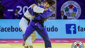 Comienza la lucha por Tokio 2020 en el Gran Premio de Hohhot de Judo