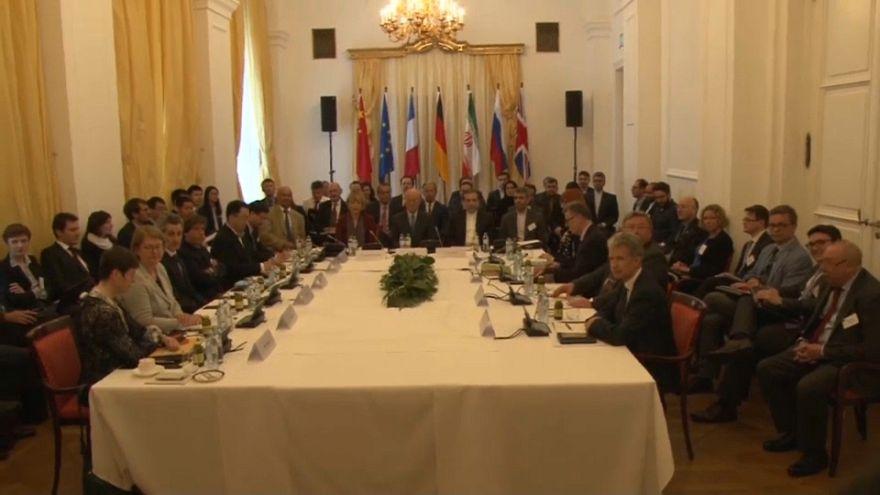 Atomtreffen mit Iran in Wien
