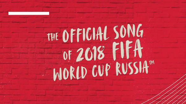 """""""Live it up!"""", ecco l'inno ufficiale del mondiali di Russia 2018"""