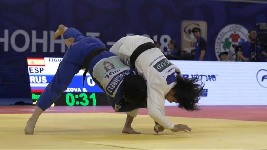گرند پری هوهوت، نخستین تورنمنت انتخابی برای بازیهای المپیک توکیو