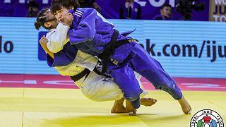 Çin'de Judo Rüzgarı Esti