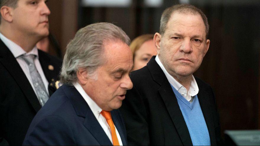 Óvadék ellenében szabadon engedték Harvey Weinsteint
