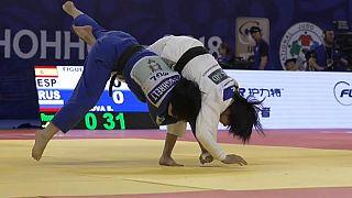 بطولة هوشي لتصفيات الجودو إلى أولمبياد طوكيو 2020