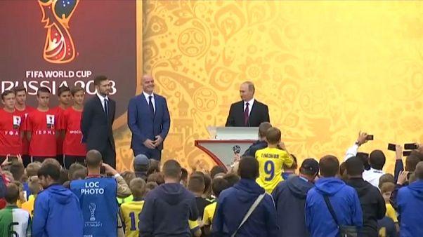 Así sonará el Mundial Rusia 2018