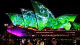 Lichterfest in Sydney