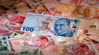 Dégringolade de la lire turque