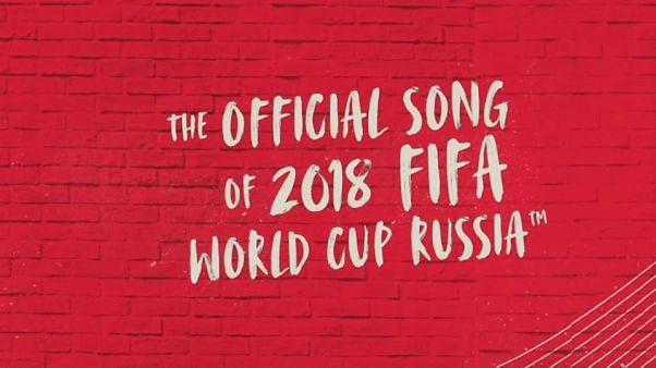 Mondial : l'hymne officiel est arrivé