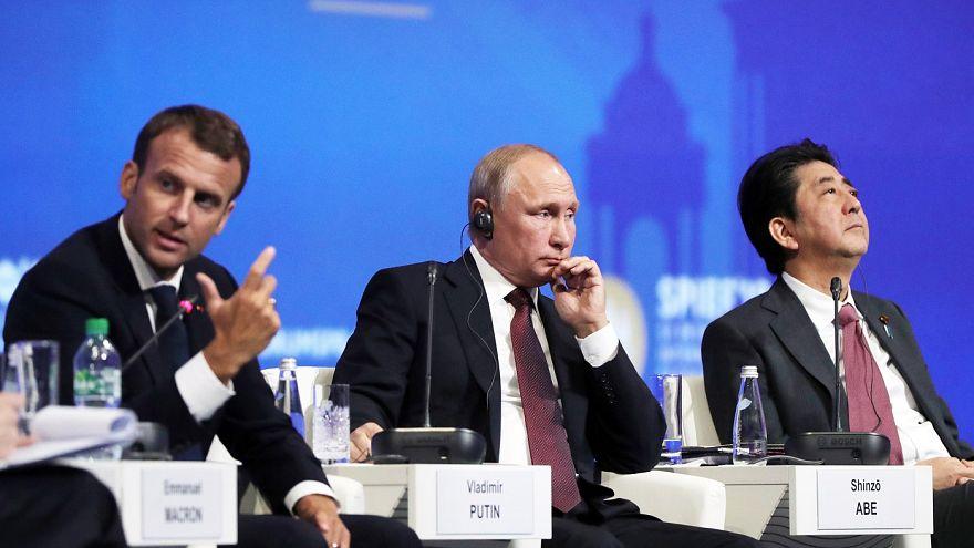 Πούτιν: Η Ρωσία είναι έτοιμη για διάλογο με τις ΗΠΑ