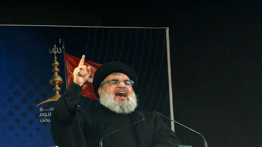 العقوبات الأمريكية على حزب الله جزء من المعركة بحسب نصر الله