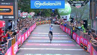 Froome renverse le Giro!