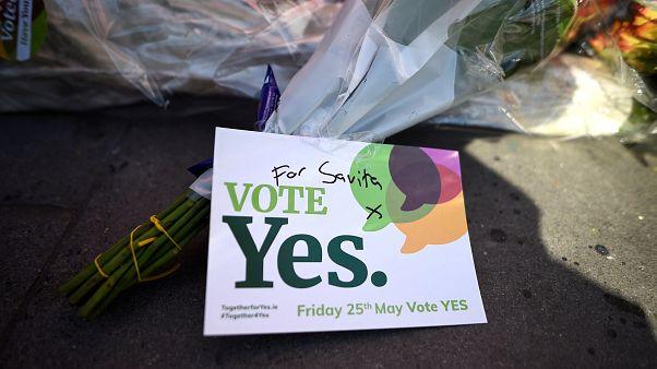 Les Irlandais appelés à dire oui ou non à l'avortement