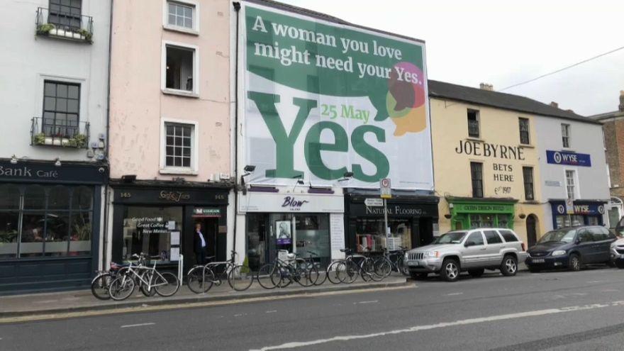 İrlanda kürtaj referandumunun sonuçlarını bekliyor