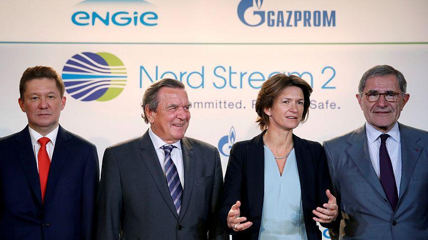 Gerhard Schroeder accuse l'UE de mettre des bâtons dans les roues du gazoduc