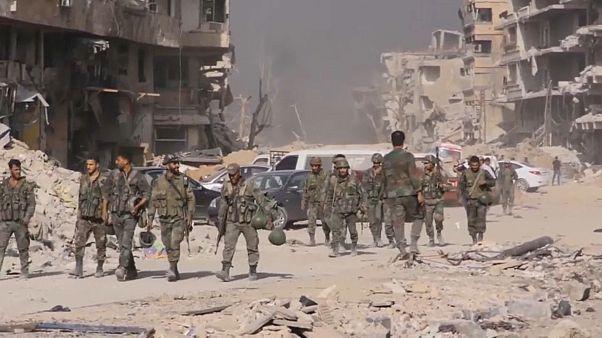 واشنطن تحذر النظام السوري من توسيع رقعة الصراع ومن خرق وقف إطلاق النار