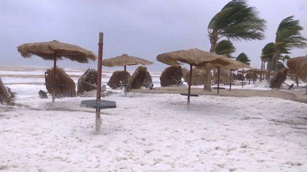 شواطئ صلالة- سلطنة عُمان