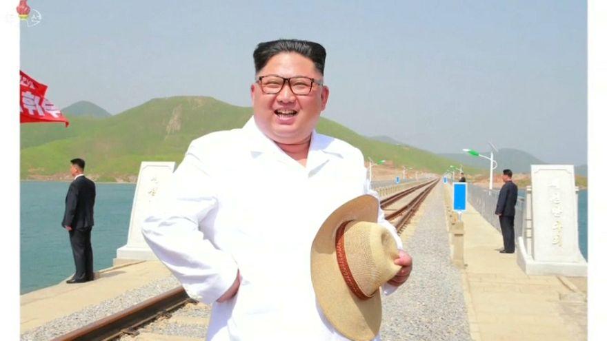Los líderes de las dos Coreas se reunieron por sorpresa