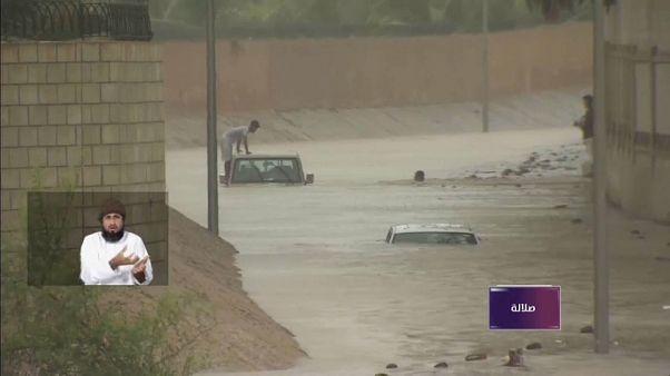 Oman, ciclone Mekunu: almeno due morti