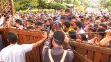 دموع وبكاء في وداع المنتخب البرازيلي وكارثة 2014 لا تزال حاضرة
