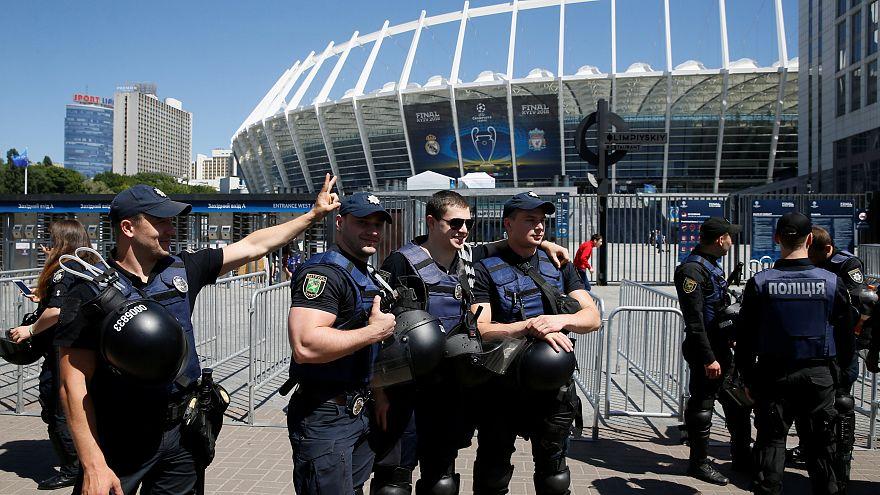 الأمن في كييف