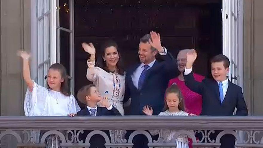 Dänemarks Kronprinz wird 50