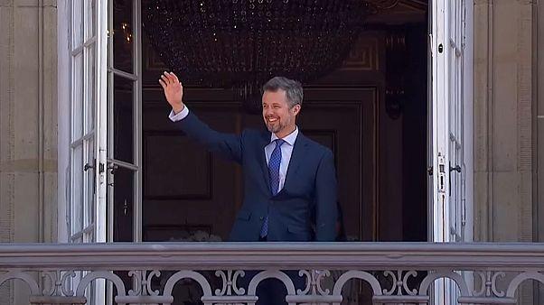 Príncipe Frederico da Dinamarca celebra 50 anos