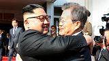 Вторая встреча лидеров двух Корей