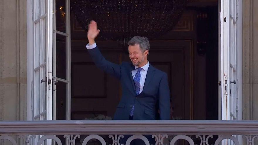 Federico de Dinamarca cumple medio siglo