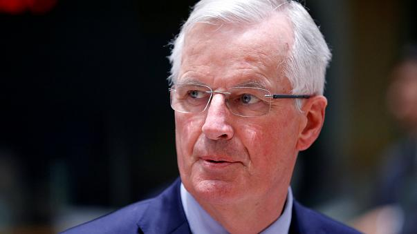 EU's Barnier tells Britain to stop playing Brexit 'hide and seek'
